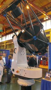 PlaneWave Instruments Enters One-Meter Observatory Class Telescope with PW-1000