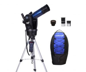 Meade Telescopes and the Return of the ETX Series Telescopes