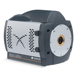 Andor iXon 897 EMCCD Imaging Sensor Supports Gravitational Microlensing in the Search for Earth-Like Planets