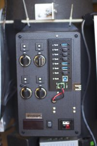 Kendrick Imaging Power Panel