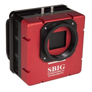 SBIG's STXL-16200 Astronomy Imaging Camera Offers Unique Self-Guiding System