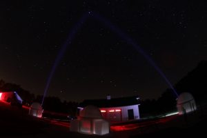 AstroCamp Installs Four SkyShed PODs in New California Camp