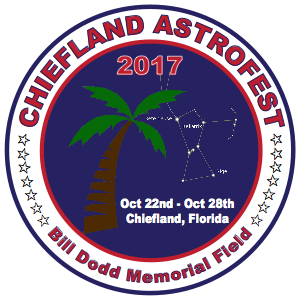 2017 Chiefland Astrofest to Be Held October 22, 2017