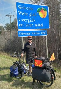 Pedaling Astronomer Project Offers Solo Bicycling Journey Across the United States