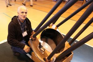 Astronomy Products Industry Loses Long Time Technology Innovator Howie Glatter