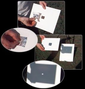 Shoe Box Solar Eclipse Viewer Plus Other Do It Yourself Projects to View the August Solar Eclipse