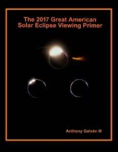 E-book Covers Photographing the August Solar Eclipse Without a Telescope