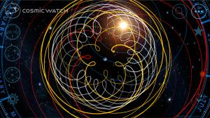 Cosmic Watch app