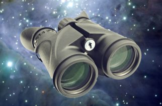 Space Walker 8x42 3-D Binoculars