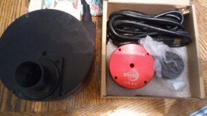 Vintage SBIG ST Astronomy Camera