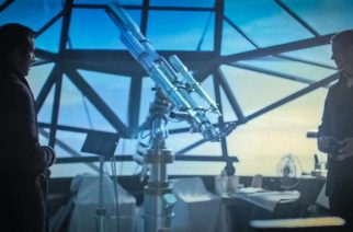 Check Out Moonraker Telescopes Out of This World Telescope on Netflix's Altered Carbon Sci-Fi Series