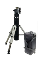 "iOptron's AZ Mount Pro Offers Computerized ""Level and Go"" Telescope Mount Technology"