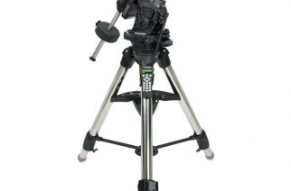 Celestron's CGX-L Computerized Equatorial Mount Offers Exceptional Load Capacity to Weight Ratio