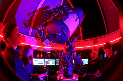 SkyShed POD MAX Observatory Features Video is Stylized After Stanly Kubrick's 2001: A Space Odyssey