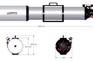 Agema Optics Super Doublet Apochromatic Refractors