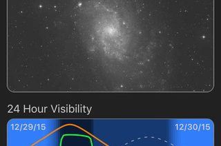 Observer Pro iOS App Offers Advanced Amateur Astronomy Planning