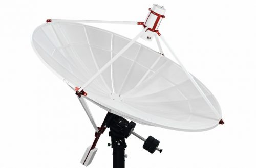PrimaLuceLab's SPIDER230c Radio Telescope for Amateur Astronomy
