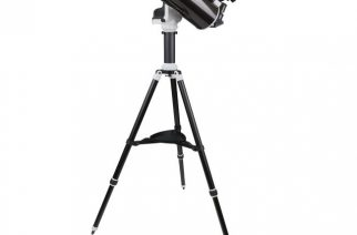 Sky-Watcher USA's Recently Released AZ-GTi Alt-Azimuth Mount is a Small Yet Powerful Go-to Mount