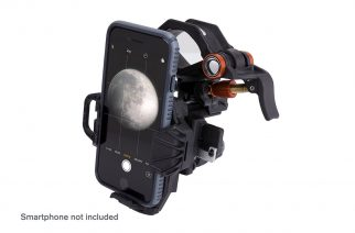 Celestron Offers NexYZ Three-Axis Universal Smartphone Adapter for Amateur Telescopes