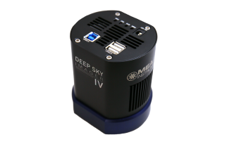 Meade's Deep Sky Imager Camera Series is Back with the New DSI IV CMOS Astro Imaging Camera