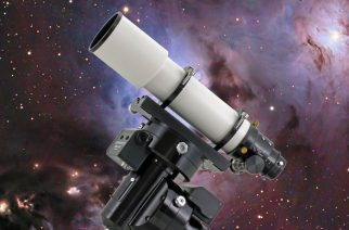 Astro-Physics Redesigns 92-mm f/6.65 Stowaway Refractor Telescope