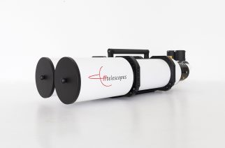 CFF Telescopes to Create Limited Edition Binoscopes Based on 135mm F6.7 Triplet Refractors