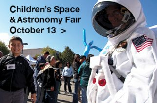 Children's Space & Astronomy Fair to Be Held In New York Area This Weekend