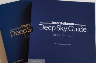 The interstellarum Deep Sky Guide Helps Amateur Astronomers Navigate Night Skies