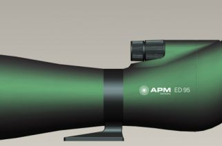 APM Introduces Triplet Spotting Scopes