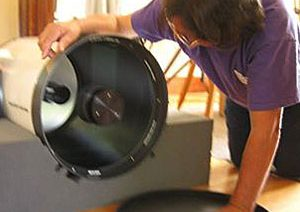 Astronomy Shoppe Offers Telescope 101 Services
