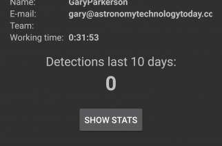 Image 3: Zero detections in the last 10 days :-(.