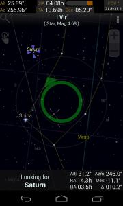 SkEye Planetarium App