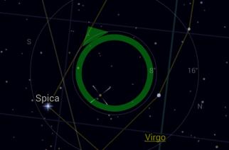 SkEye Android Planetarium App Released in Pro Version
