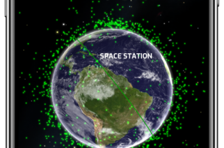 Southern Skies Releases New Version of iOS App for Tracking Satellites