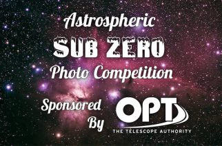 "Astrospheric is Hosting a ""Sub Zero Winter"" Astro Imaging Competition"