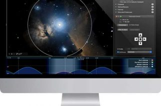 Starry Night 8 – Telescope Control Software for Mac/PC