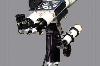 A Deep Dive into Alt-Az Telescope Mounts for Long Exposure Astrophotography