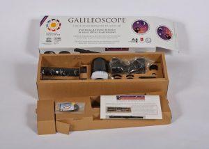 Galileoscope telescope