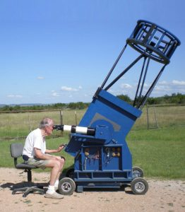 Mersenne Telescope