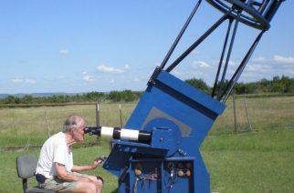 Mersenne Telescope Not a Dobsonian