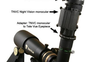 Tele Vue Introduces TNV/PVS-14 Night Vision Monocular Package for Astronomy