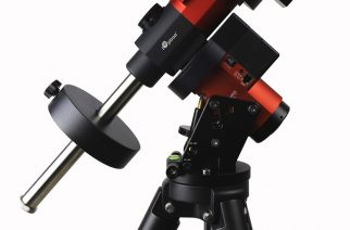 The GEM45 German Equatorial Mount is iOptron's Next Generation of its Innovative Telescope Mount Options