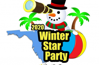 The Annual 2020 Winter Star Party will Descend on the Florida Keys on February 17- 23