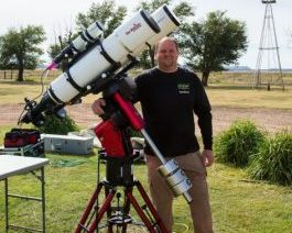 Astro Imager Jerry Gardner To Host Astro Imaging Workshop in March 2020 at the Comanche Springs Astronomy Campus