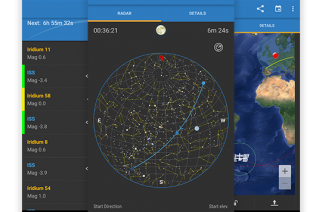 ISS Detector App Tracks the International Space Station and Other Unique Celestial Objects