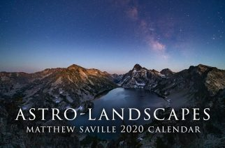 2020 Astro-Landscapes Photo Calendar Available for Order