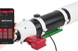 PrimaLuceLab Introduces SESTO SENSO 2 Telescope Focusing Motor