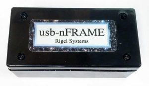 Rigel Systems usb-nFRAME