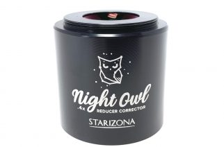 Starizona's Night Owl 0.4x SCT Reducer/Corrector for Astrophotography