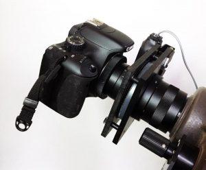 nFRAME Camera Rotator